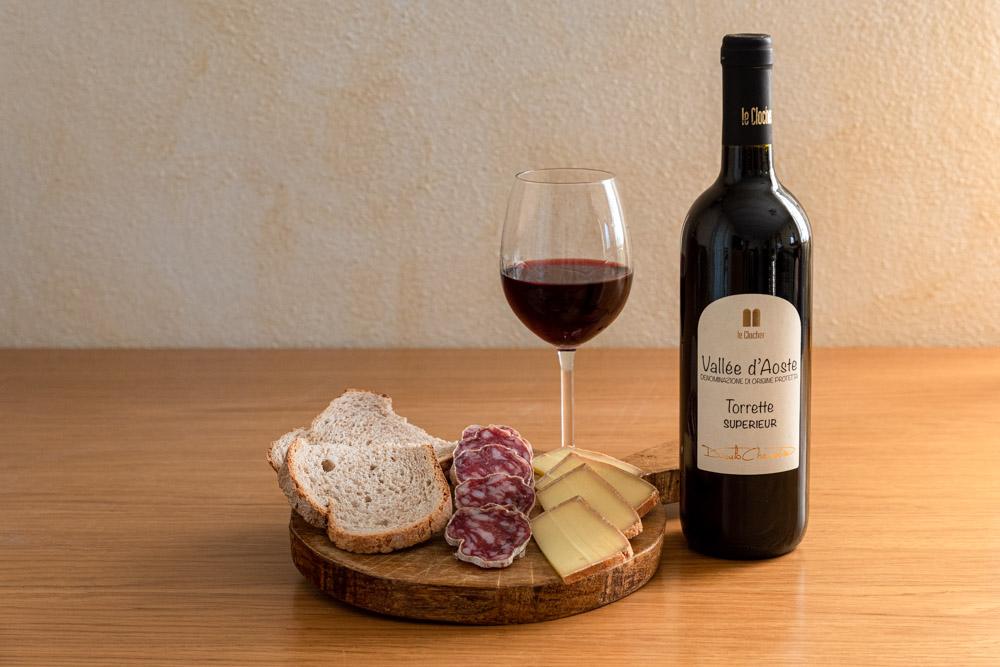 LeClocher tagliere vino calice 10