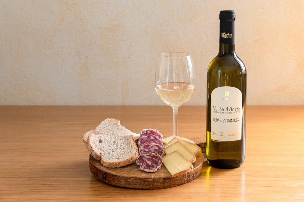 LeClocher tagliere vino calice 6