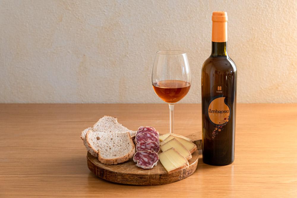 LeClocher tagliere vino calice 7