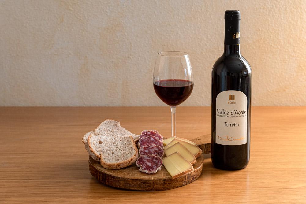 LeClocher tagliere vino calice 8